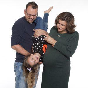 familie fotoshoot door danielle van der spek